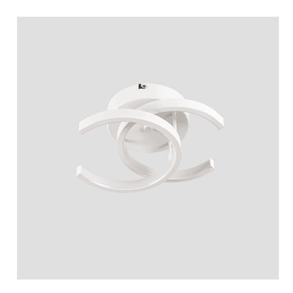Tronic Fitting Ceiling Lamp LED 12W DL WH 2006-DL
