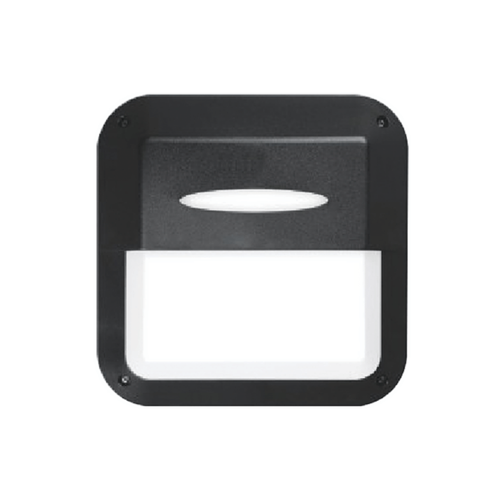 Bulkhead Outdoor Light J – 600C2 – Black Tronic BH J600-C2-BK
