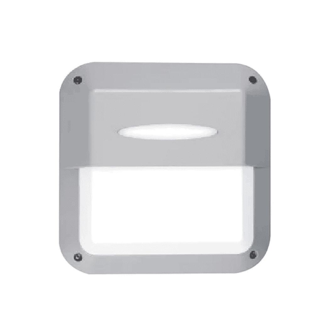 Bulkhead Outdoor Light J – 600C2 – Grey Tronic GY J600-C2-GY