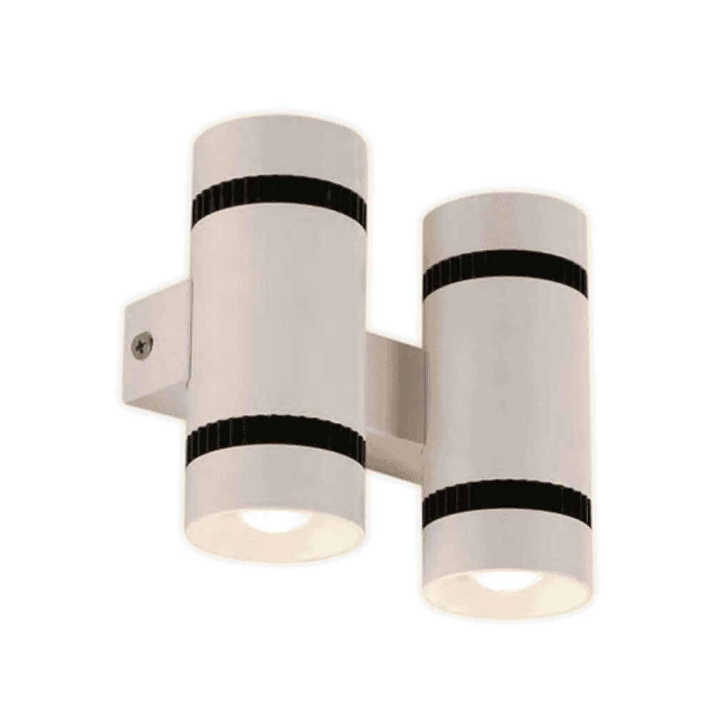 Tronic Fitting Pendent Light LED 6W 3000K WH 6636-MBF01-WW