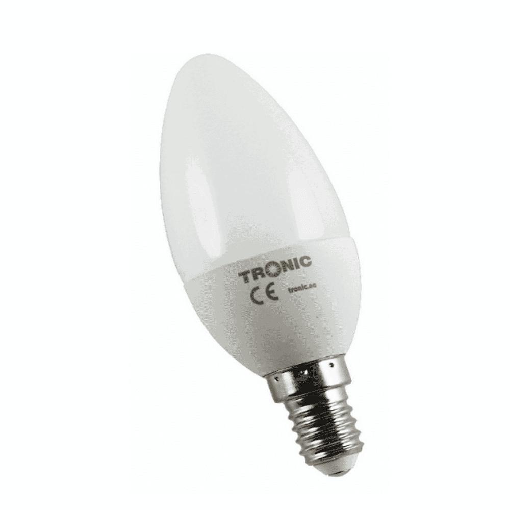 Bulb LED Candle Tronic 7W E14 LE 0714-CB-DL