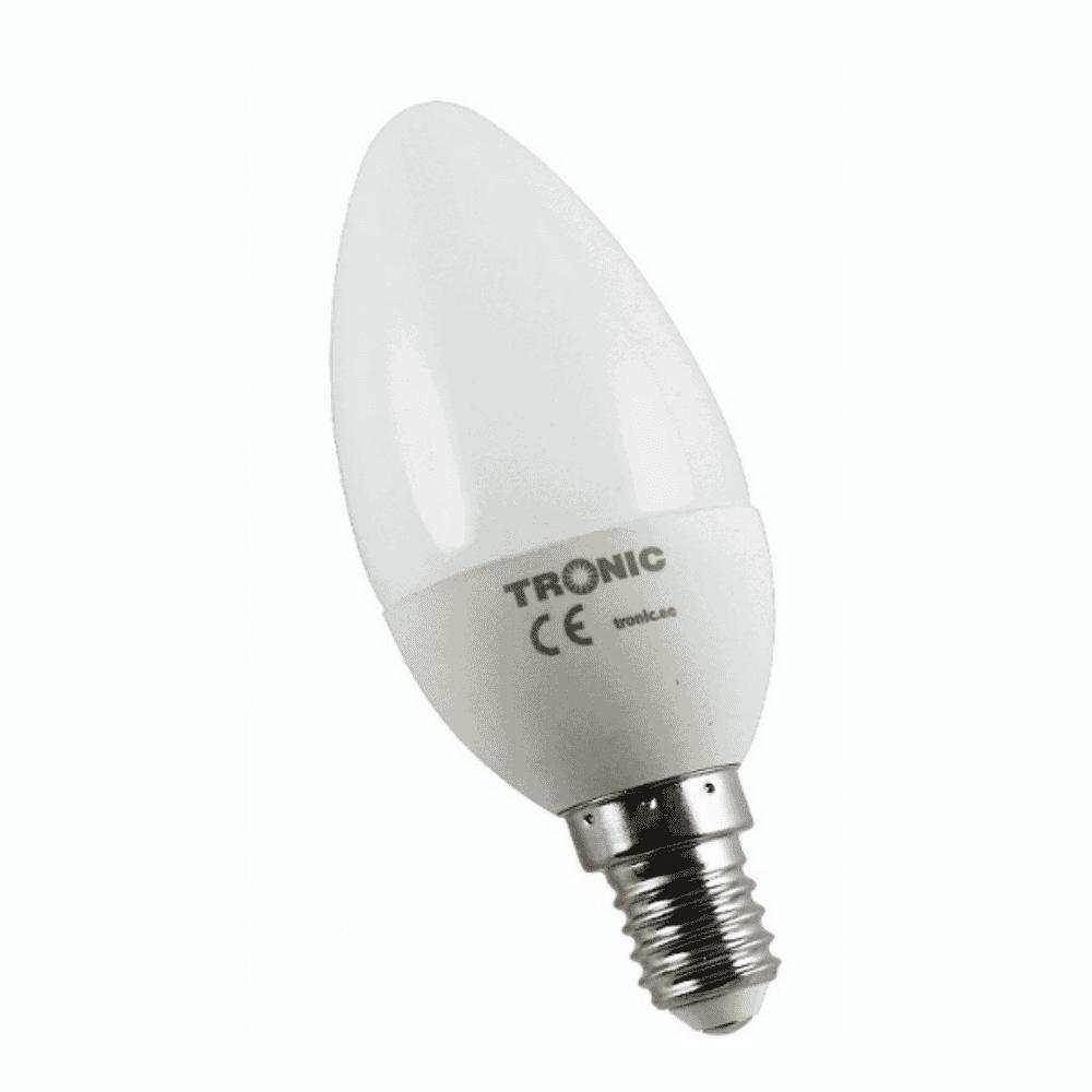 Bulb LED Candle Tronic 7W E14 LE 0714-CB-WW