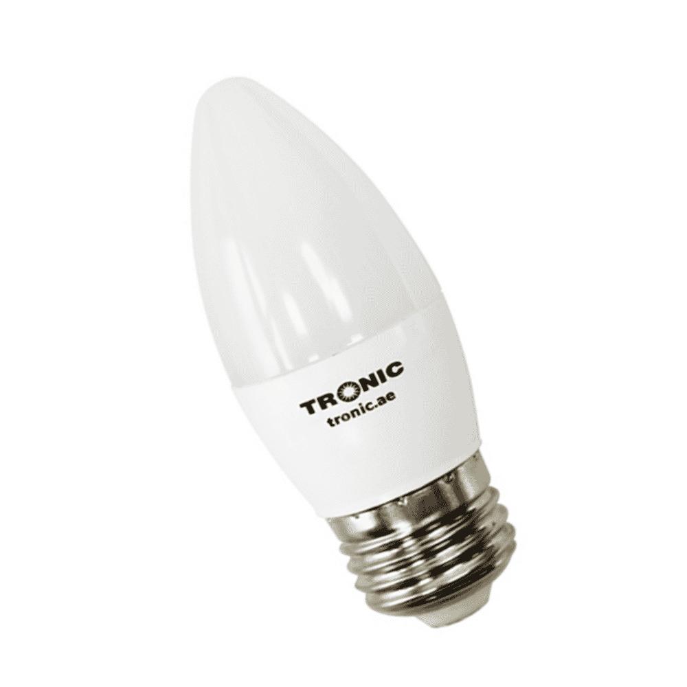 Tronic Bulb LED Candle Tronic 7W E27 LE 0727-CB-WW