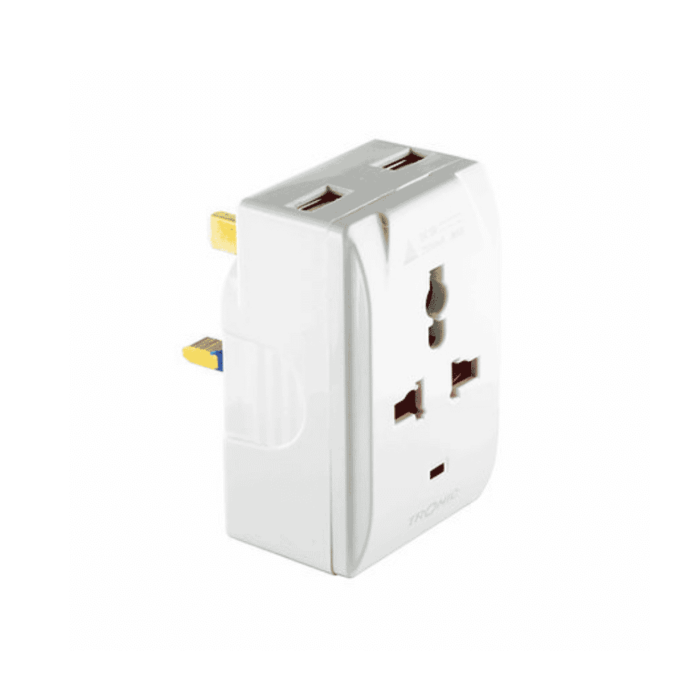 Plug Multi 13A Tronic TR 7393/EC 7393
