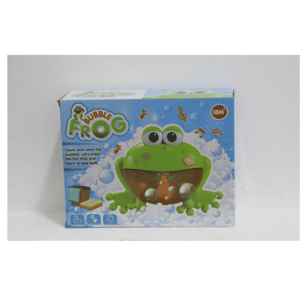 Bubble Frog.
