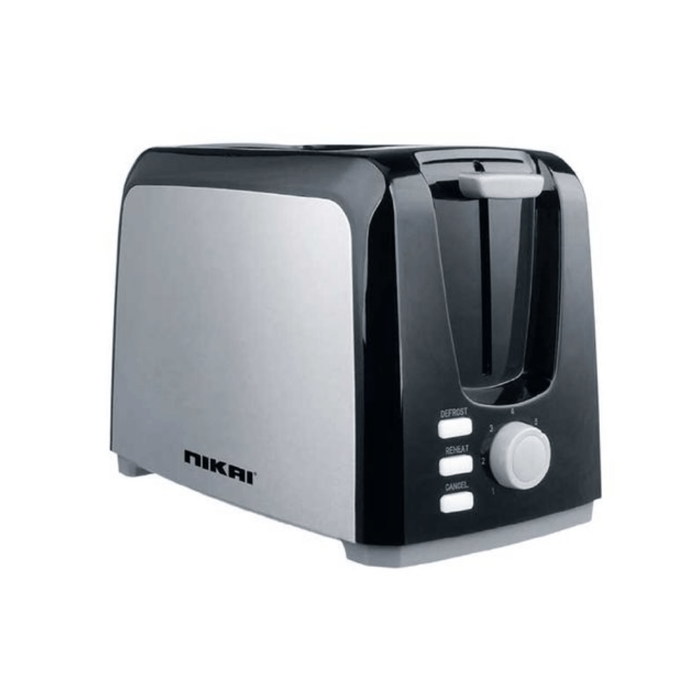 Nikai Toaster 2 Slice 650w NBT555S1
