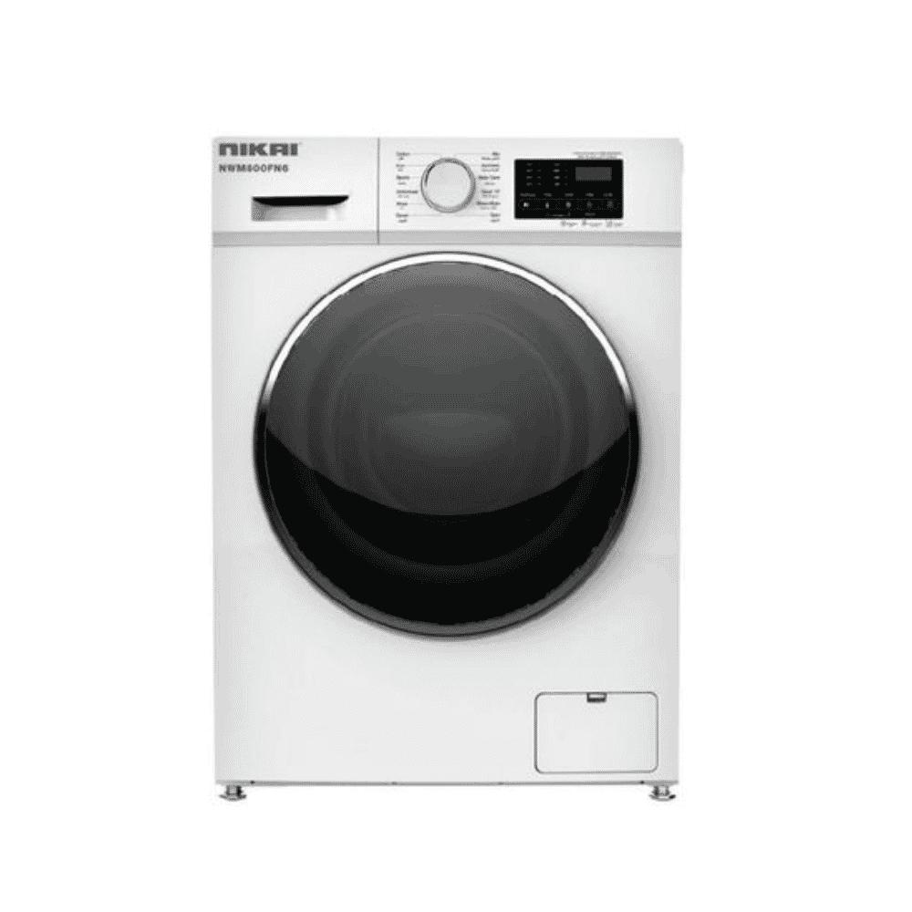 Nikai Washing Machine 6Kg LED A+ Energy NWM600FN7