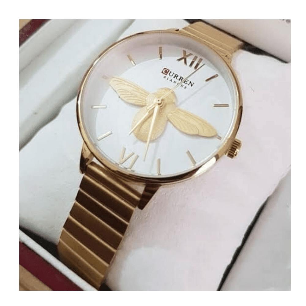 Curren Fashion Quartz Wristwatches Creative Design Ladies