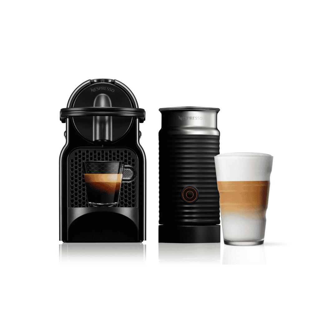 Nespresso Inissia M105 + Aeroccino