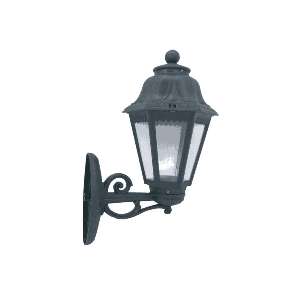 Tronic Ornamental Outdoor Wall Lamp LL 905A-BK
