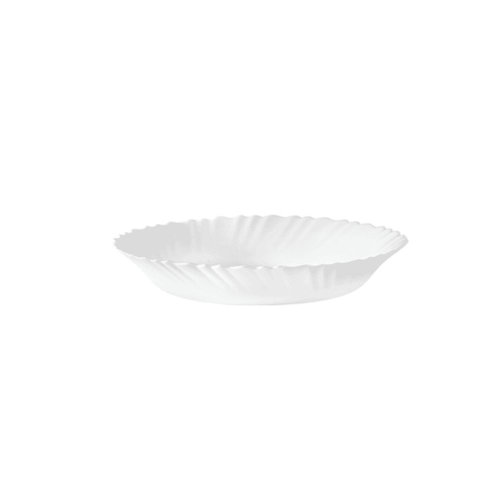 La Opala Deep Plate 1pc White 285mm 0234