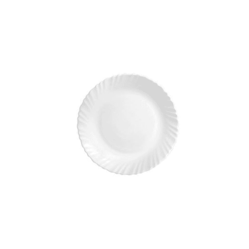 La Opala Side Plate 6pcs White 190mm/7.5in 0230