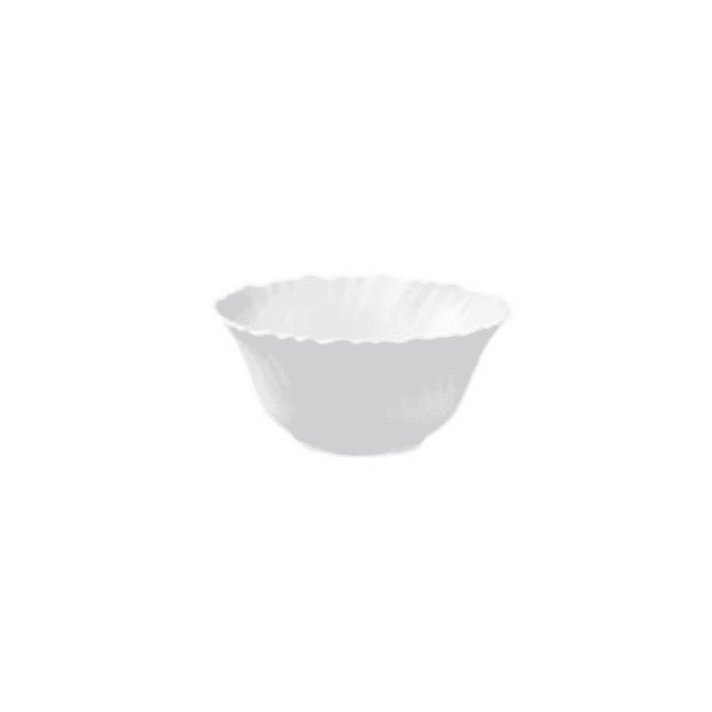 La Opala Soup Bowl 1pc White 125mm/6cm 0225