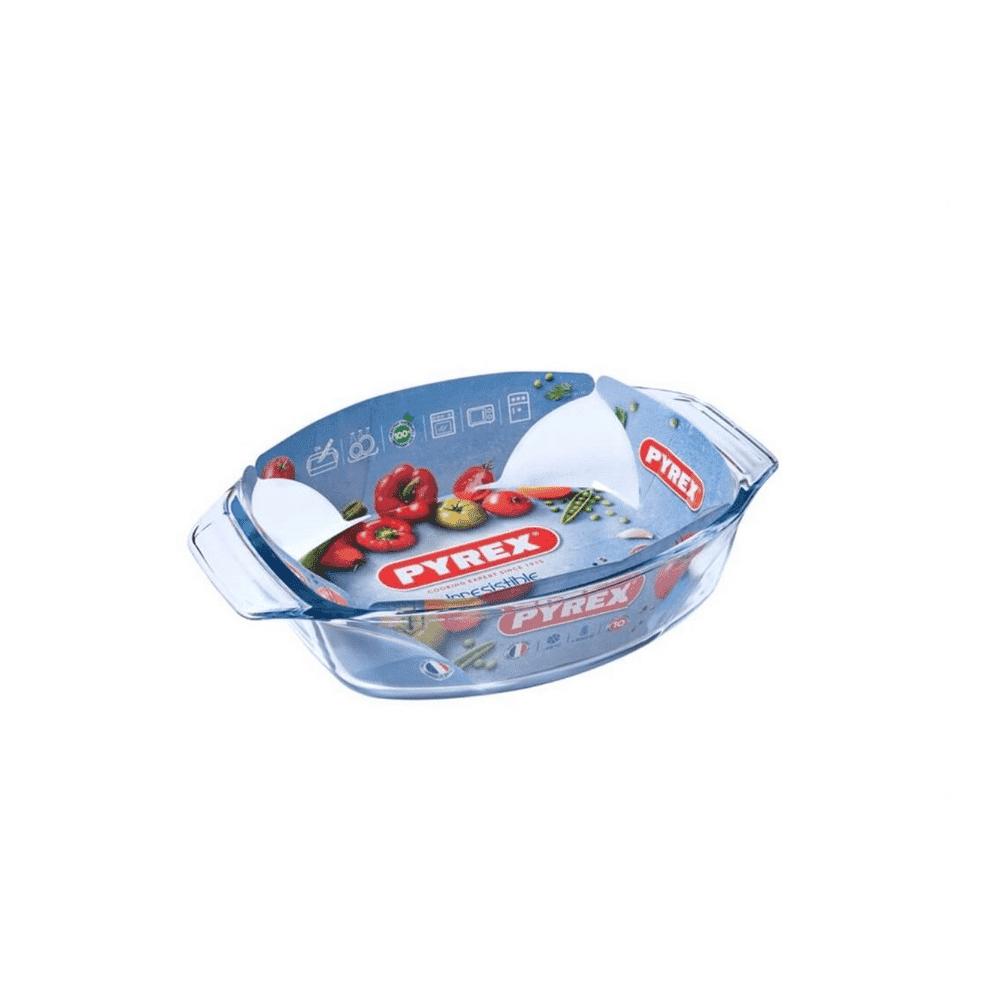 Pyrex Oval Roaster 35x24cm/3L Optimum 411B000/7046