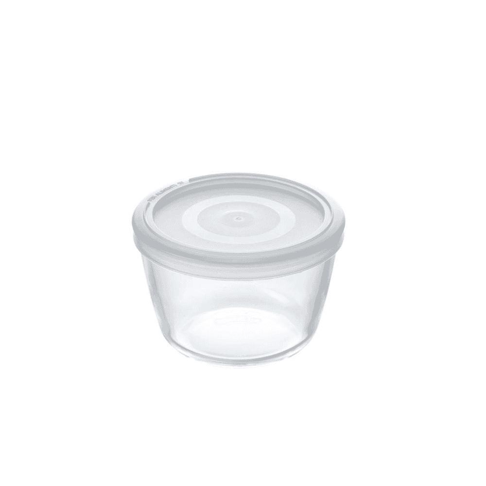 Pyrex Cook&Freeze Round Dish + Wht Lid 1L6 155P001/7044