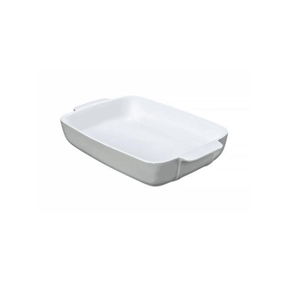 Pyrex Ceramic Rectangular Roaster 25x19cm Sign White SG25RR1/6146