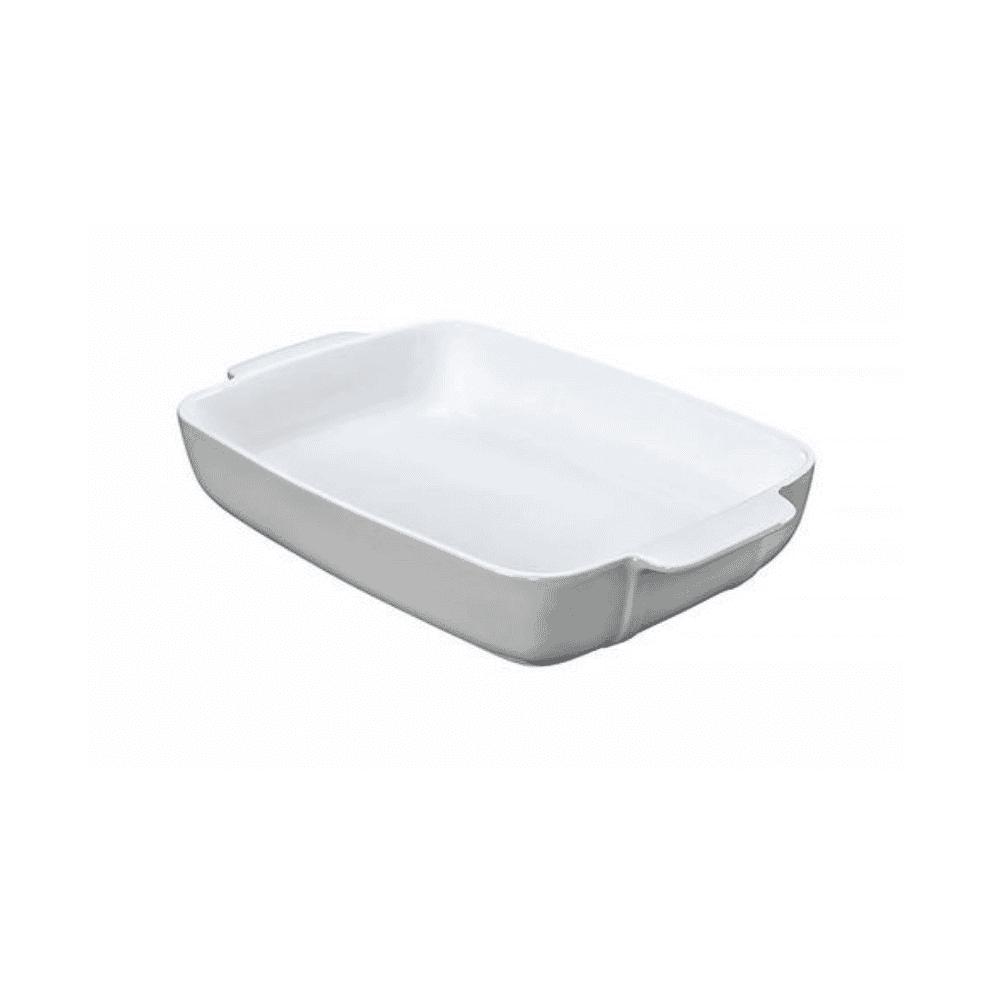 Pyrex 3pc Roast Dish with Blue Lids SG35RR1/6144