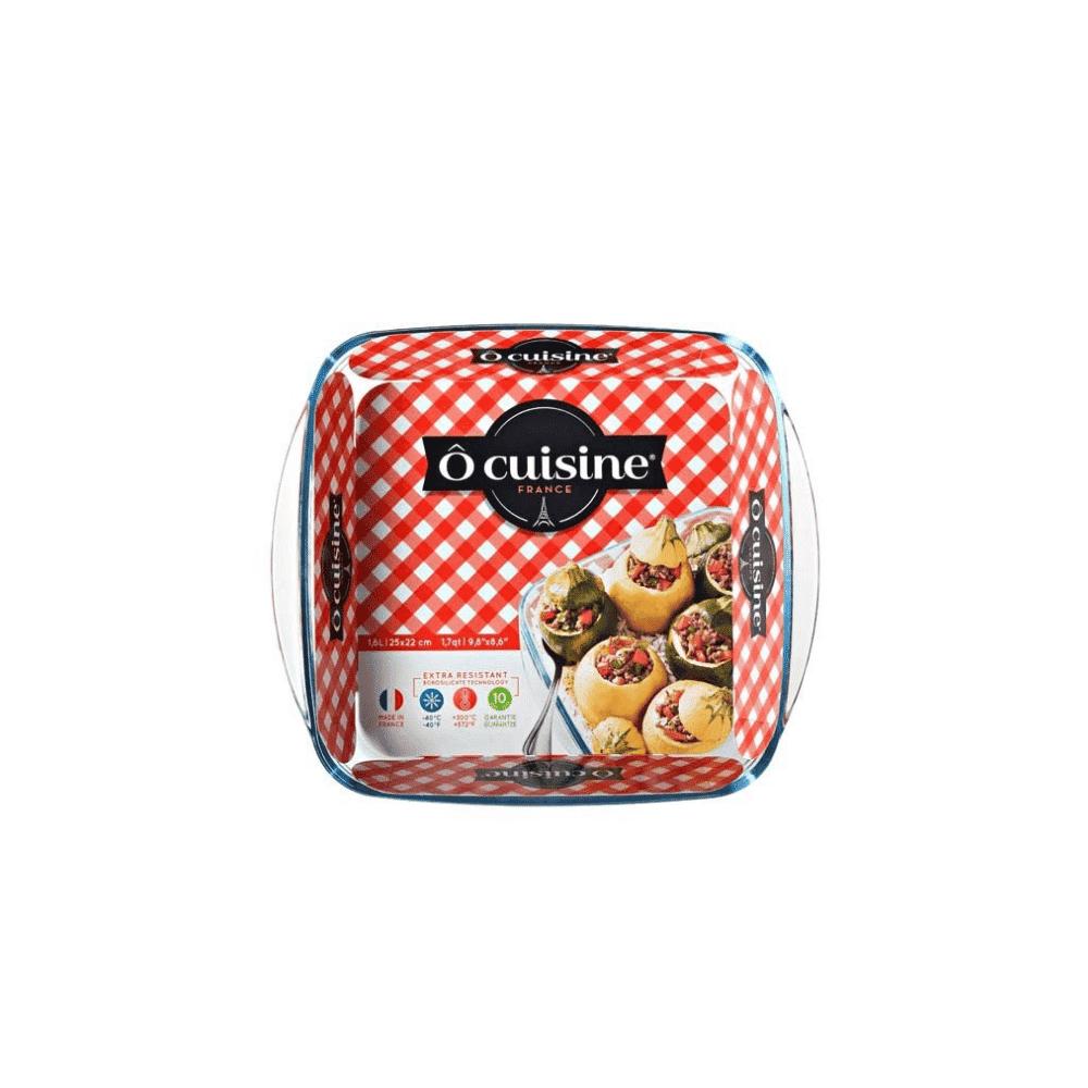 Ocuisine Square Roast Dish 25cm MC26SR6/1046