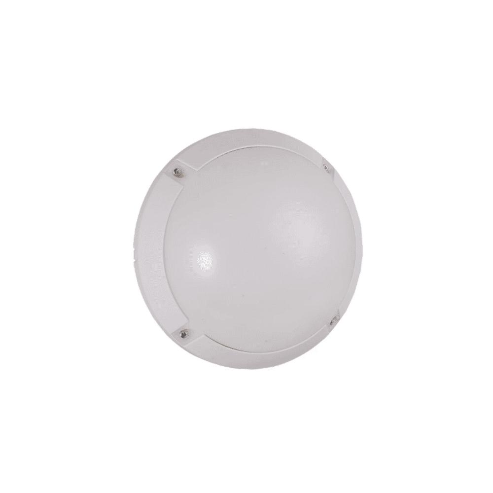 Tronic Bulkhead Outdoor Light 8W White Tronic CL J600-08-WH-DL