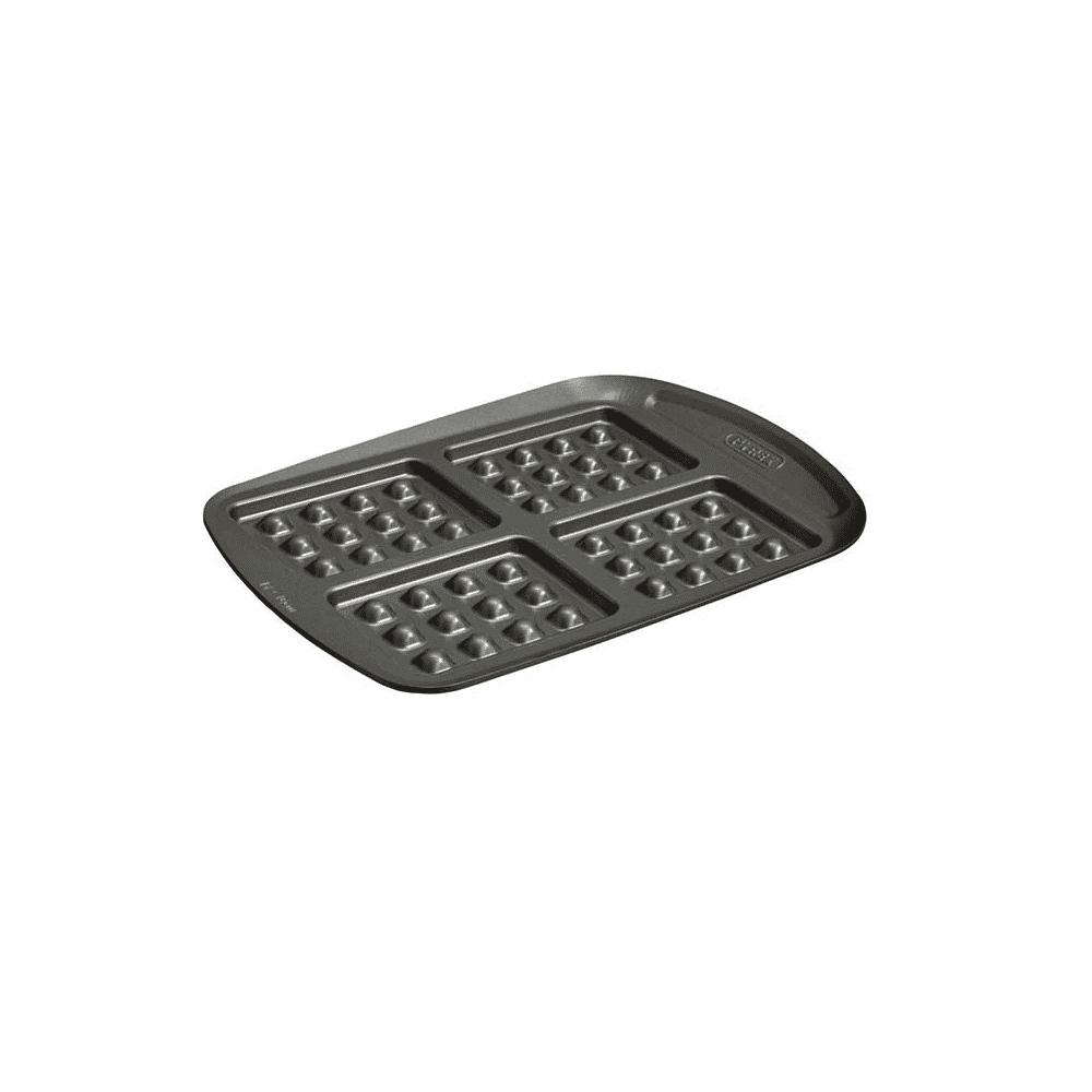 Pyrex Asimetria Waffle Tray 4 Cavity AS04WF0/6146