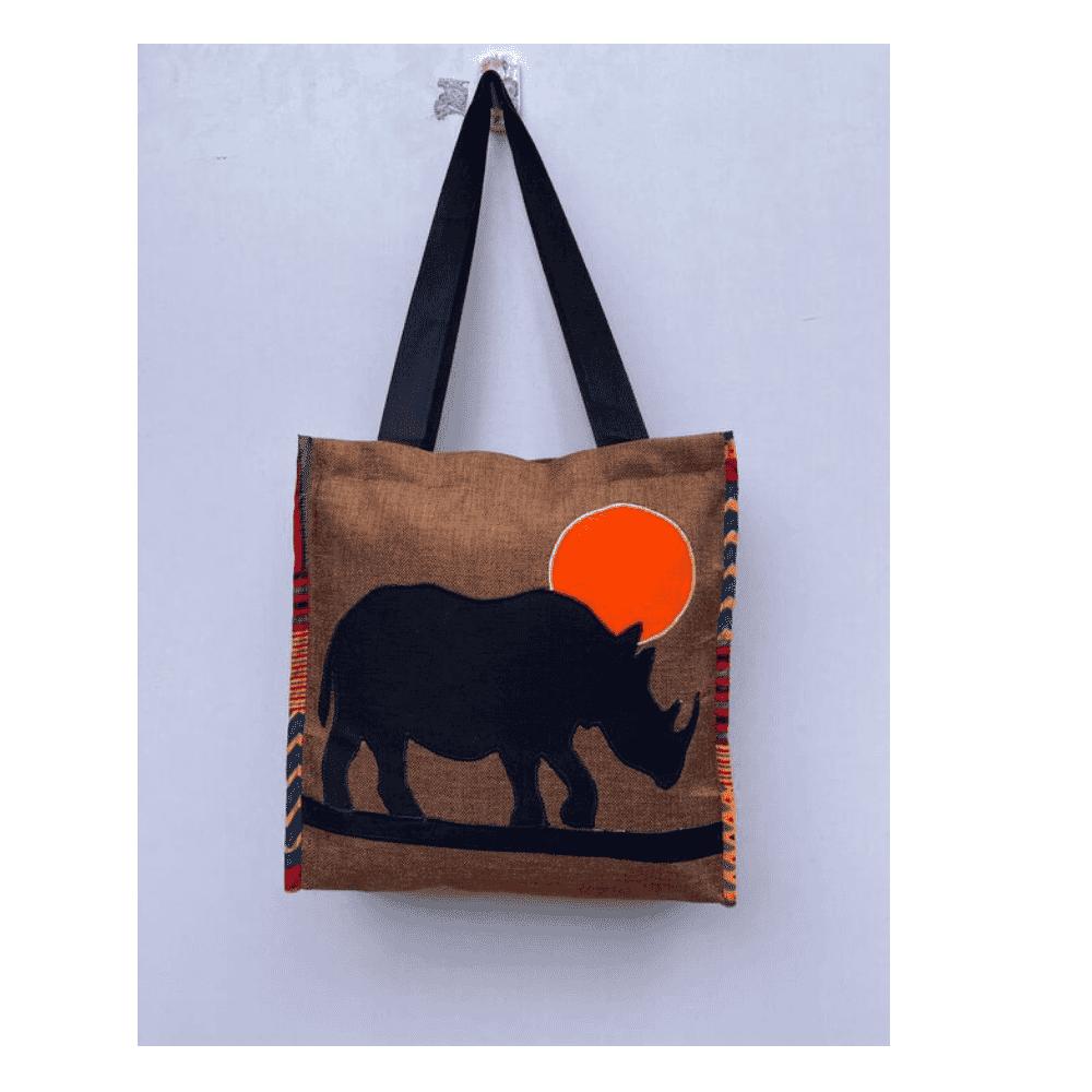 African Design Hand Bag