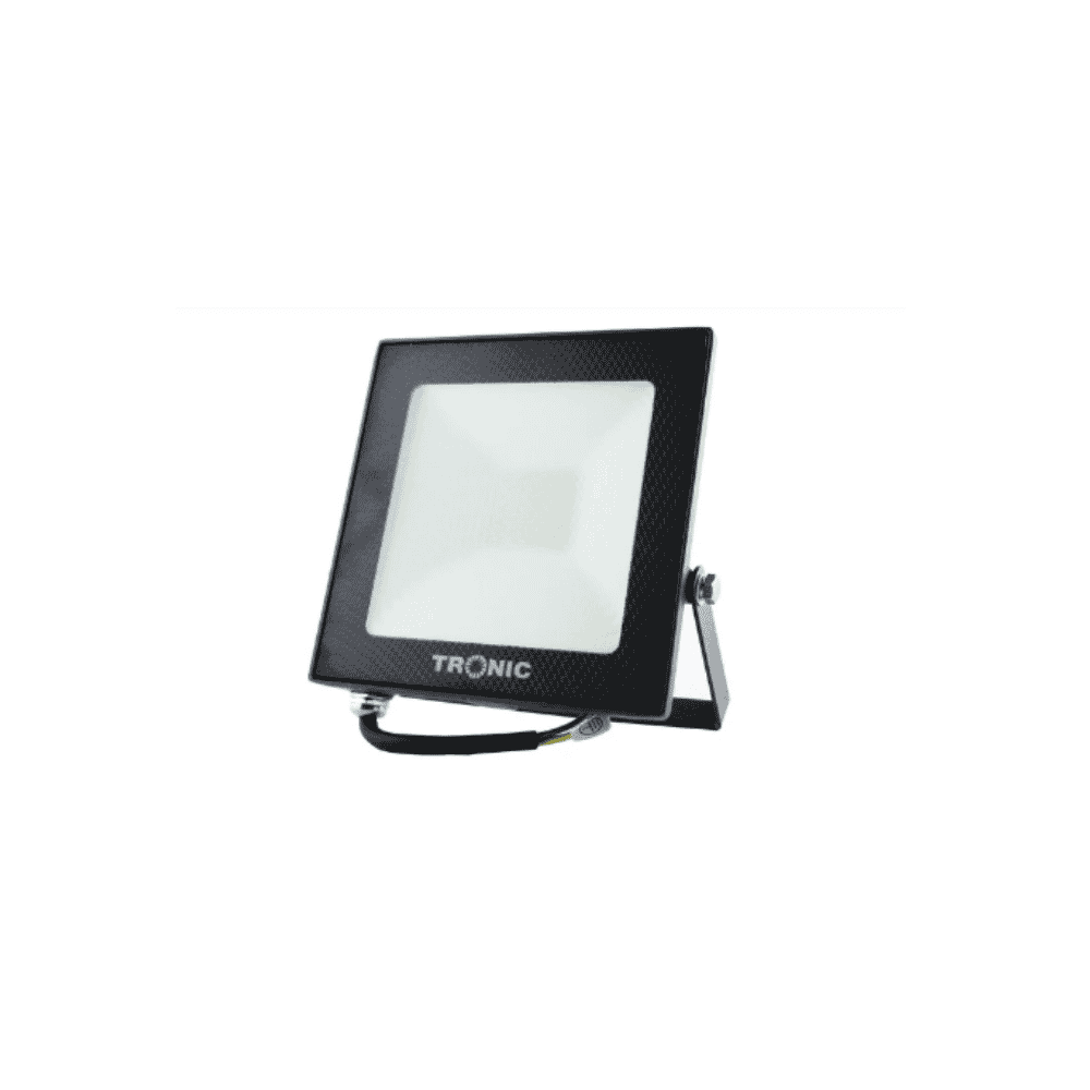 Tronic Flood Light LED SLIM 50W SL 3079-05-BK-DL