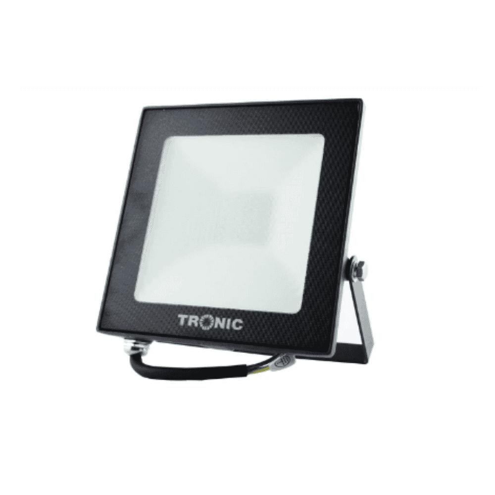 Tronic Flood Light LED SLIM 50W SL 3079-05-BK-WW