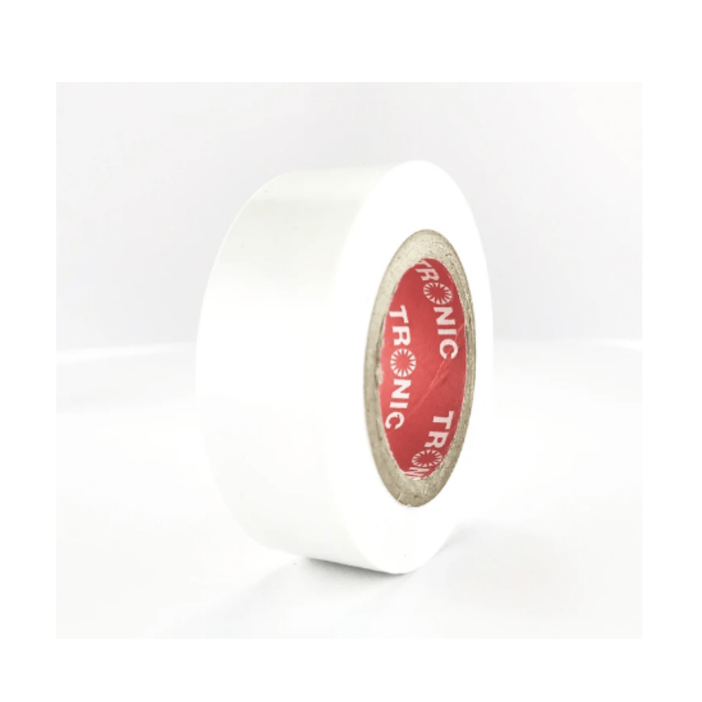 Tronic IT Insulation Tape White 3/4″ 20 Yards IT 01WH-20