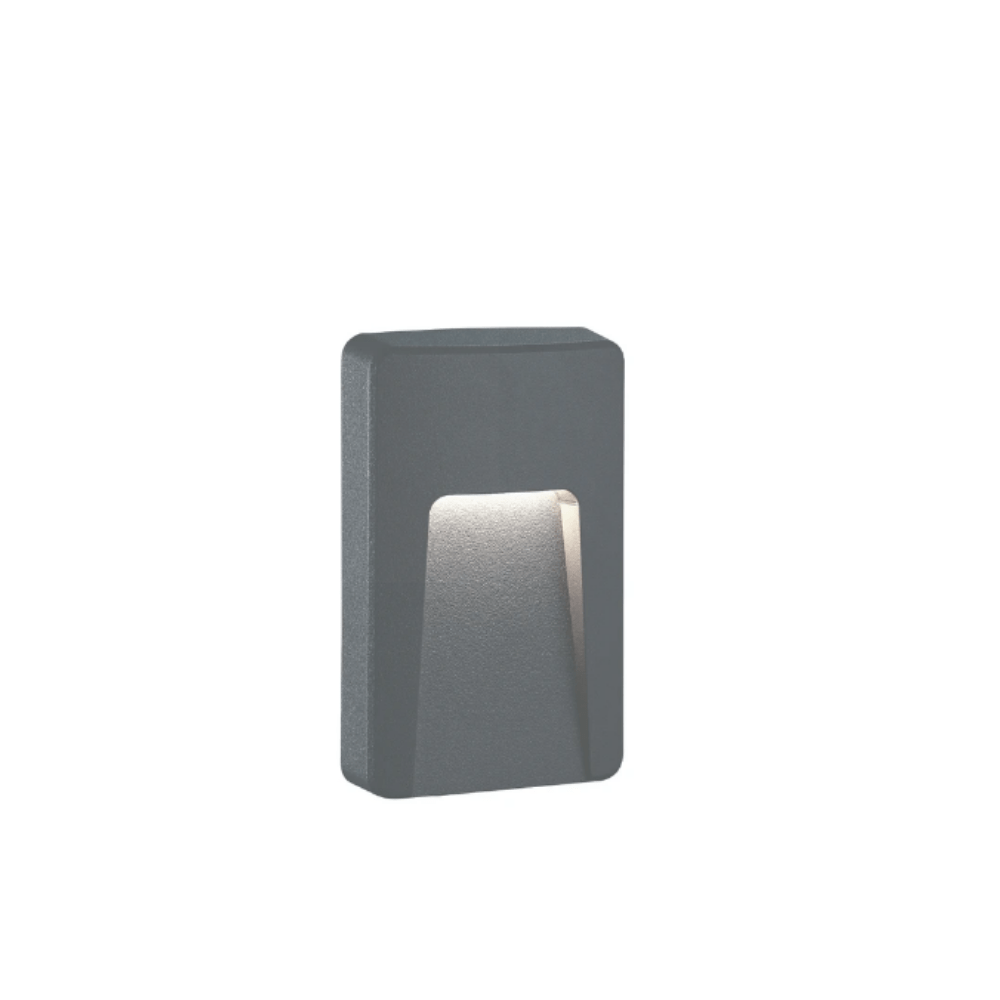 Tronic Bulkhead Fitting LL ABS-4913-DG