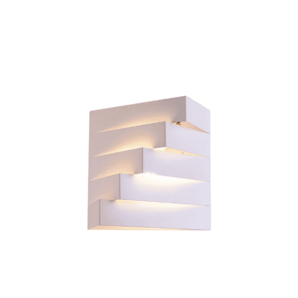 Tronic Fitting Wall Lamp 1XE14 LP 2705-WH