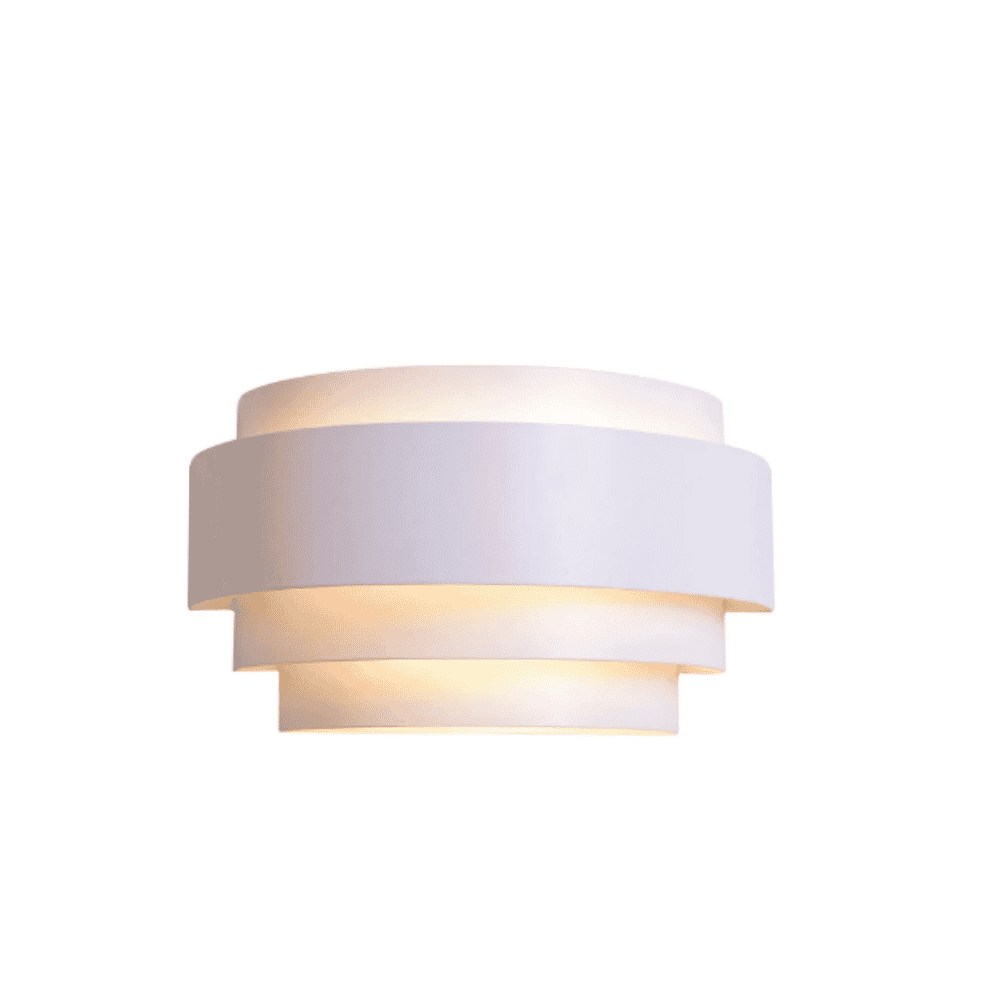 Tronic Fitting Wall Lamp 1XE14 LP 2706-WH
