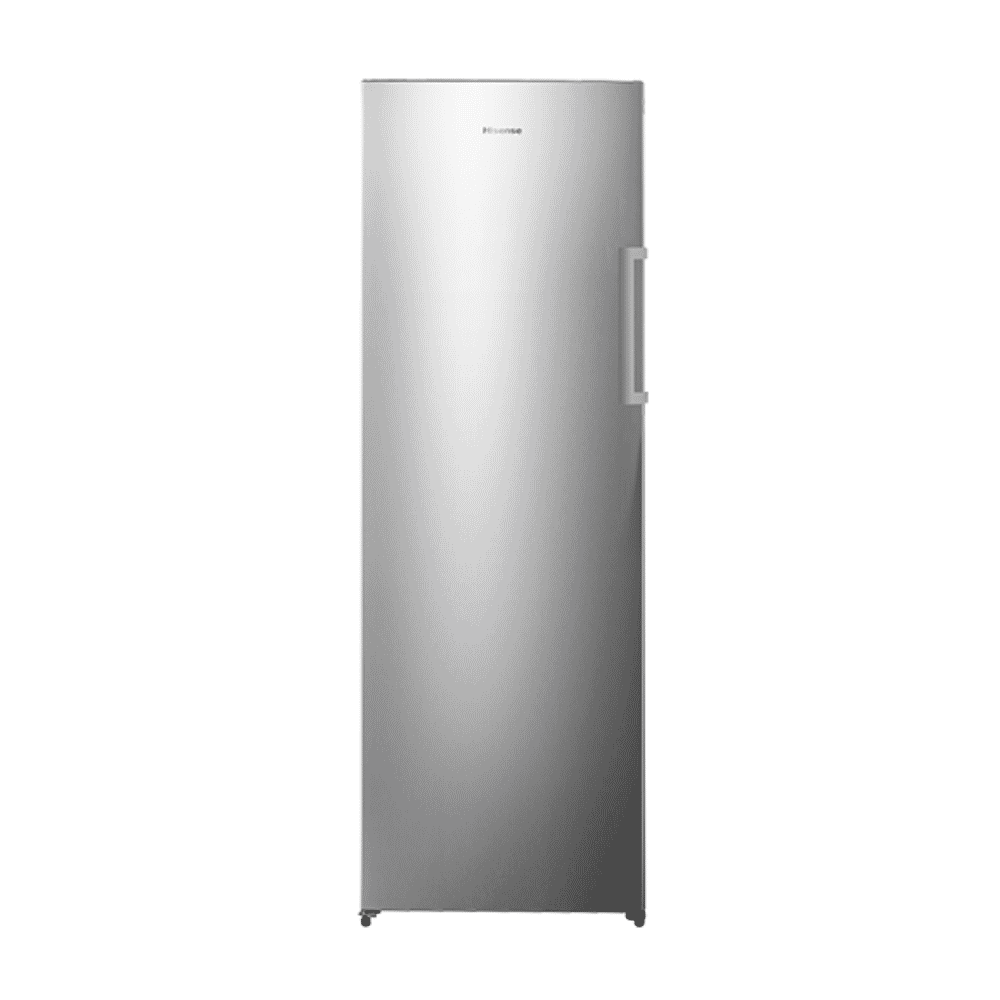 HISENSE Freezer 235L Stainless Steel Full Freezer H310US