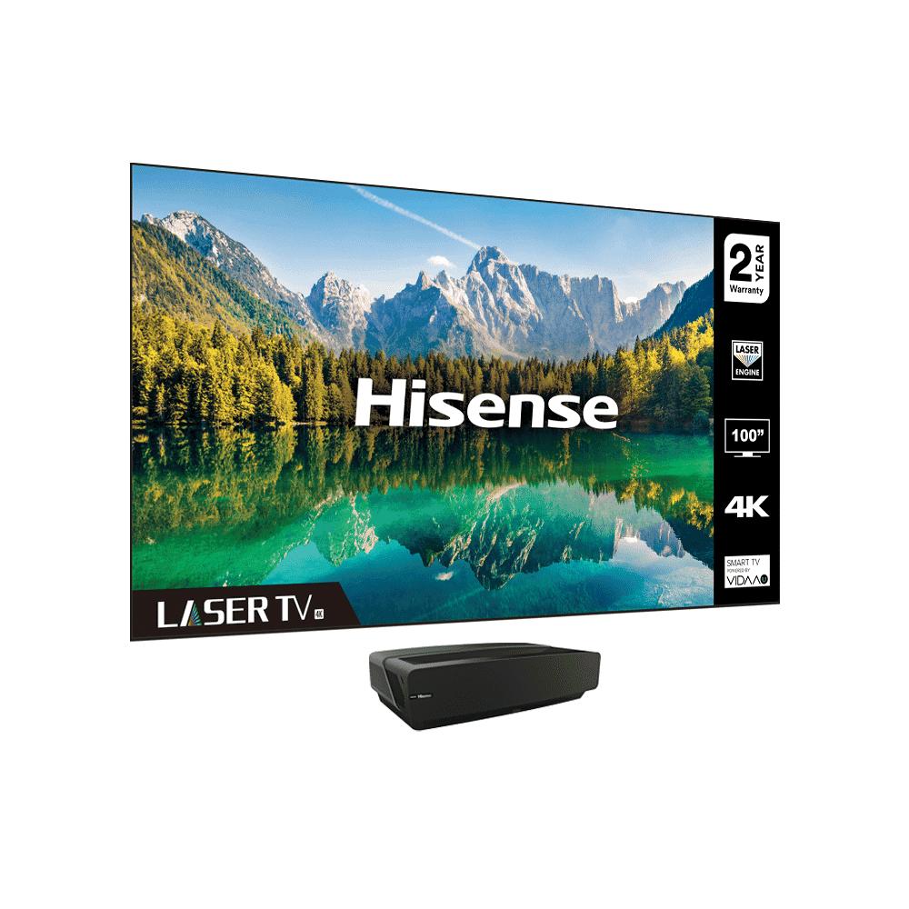 HISENSE LASER TV HE100L5