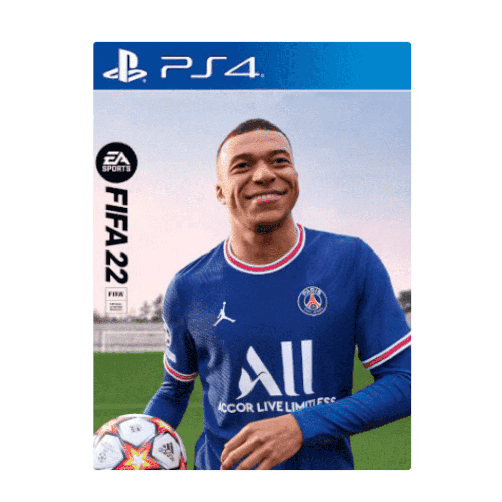 FIFA 22 game PS4