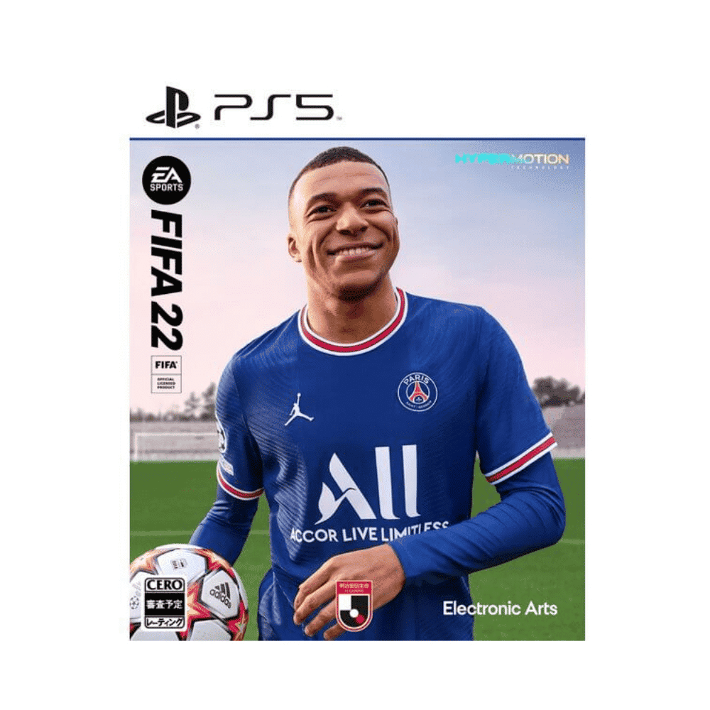 FIFA 22 game PS5
