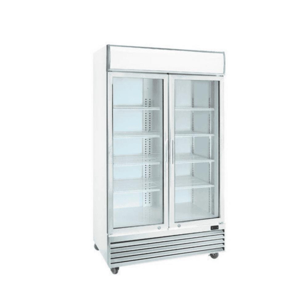 VENUS VUS-C510 500 Ltrs Upright Chiller 2 Glass Doors