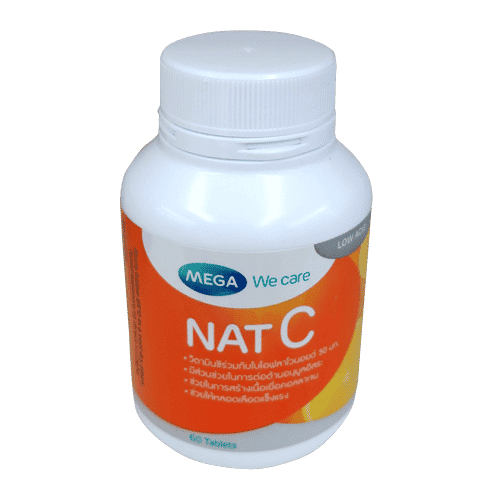 natc - NAT C - Stay Protected with Vitamin C