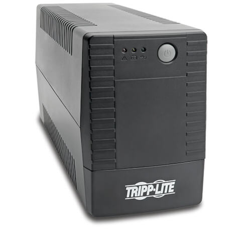 TRIPPLITE OMNIVSX650 LINE INTERACTIVE UPS 4 OUTLETS – 230V/650VA/350W