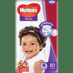 Huggies Pants Unisex (Size 3-5) twin pack