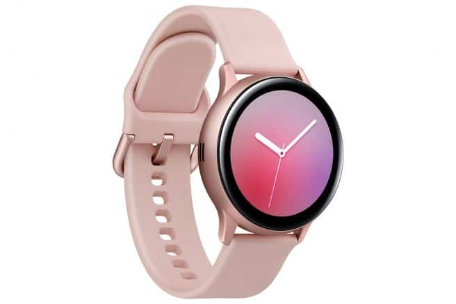 Galaxy Watch Active2 (44mm), Pink Gold