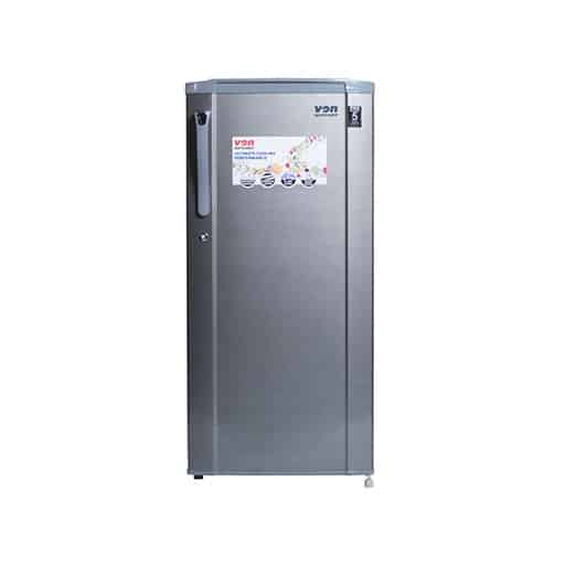 Von VARS-19DHS Single Door Refrigerator 170L